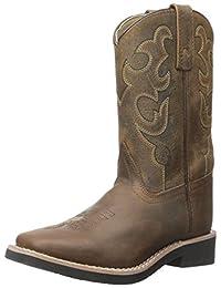 Smoky Mountain Kids Western Pueblo Boots