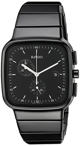 Rado Men s R28885152 1 Black Dial Watch