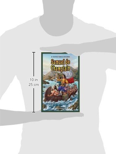Samuel De Champlain (Jr. Graphic Famous Explorers) by Powerkids Pr (Image #2)