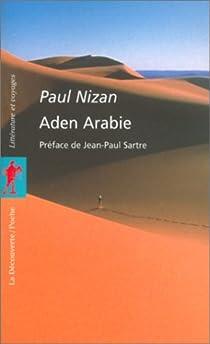 Aden Arabie par Nizan