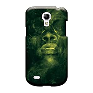 Samsung Galaxy S4 Mini Xky4986Znwg Support Personal Customs Colorful Wiz Khalifa Pictures Shockproof Cell-phone Hard Covers -TimeaJoyce