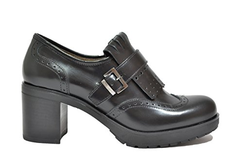 de negro vestir Zapatos mujer para Nero Giardini q8gOSO