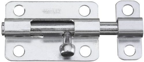 Stanley Hardware S757 950 Cd1078 Barrel Bolt In Zinc