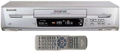 Panasonic NV-FJ 620 VHS Videoregistratore Silber NV-FJ620EG-S