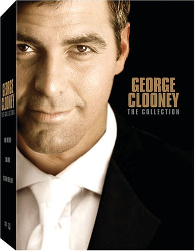 George Clooney The Collection (One Fine Day, Solaris, Thin Red Line)