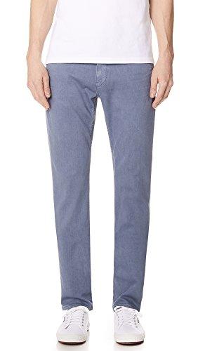 PAIGE Men's Federal Transcend Slim Leg Jean, Vintage Smokey Blue, 36