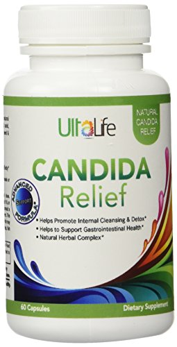 BEST Candida Relief Overgrowth Embarrassing product image