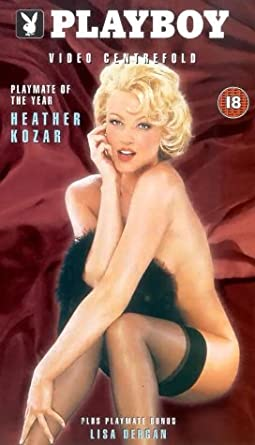 Playboy Video Centrefold Heather Kozar Vhs