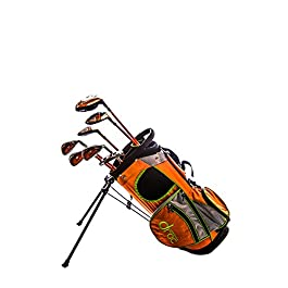 Droc – Mica Series 7 Pcs Golf Club Set + Golf Bag Ages 3 – 6 Right Handed