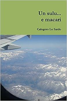 Book Un sulu... e macari (Italian Edition)