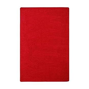 Joy Carpets Endurance Classroom Carpets, Red, 6' x 9'