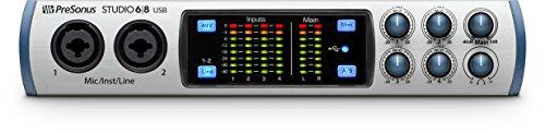 Presonus STUDIO 68 USB 2.0 Recording System by PreSonus
