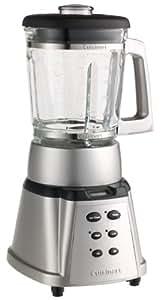 Cuisinart CBT-500 SmartPower 600-Watt Premier Power Blender, Brushed Stainless