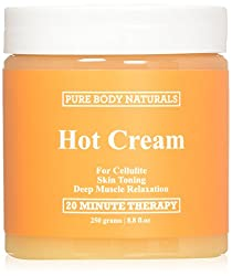 Pure Body Naturals Hot Cream Reviews