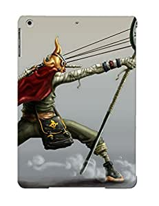 First-class Case Cover Series For Ipad Air Dual Protection Cover Usopp - One Piece JiTYzGg4142zQXvm