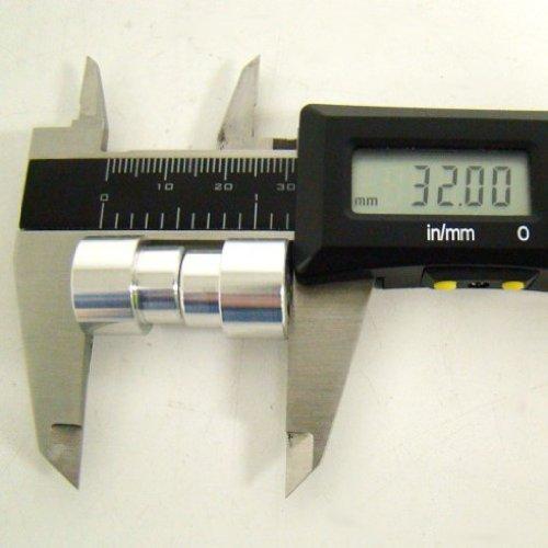 Manitou Rear Shock Bushing Hardware 8.0 x (Manitou Rear Shocks)