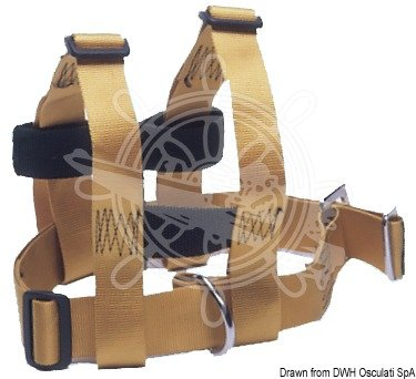 Osculati Euro Harness Safety Harness Fall Protection Baby 20kg