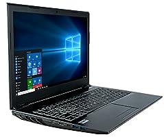 "CUK W650 Powerful Gaming Laptop (8th Gen Intel Core i7-8700 (Faster Than i9-8950HK), 32GB RAM, 2x500GB NVMe SSD + 2TB HDD, GeForce GTX 1050 Ti 4GB, 15.6"" FHD IPS, Windows 10) Gamers Notebook Computer"