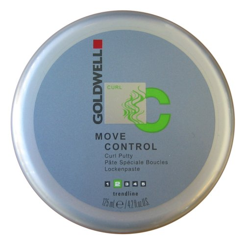 GOLDWELL Move Control (Curl Putty) 4.2oz by Goldwell