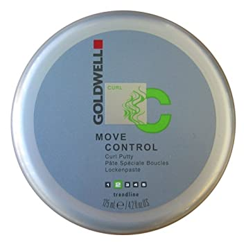 GOLDWELL Move Control Curl Putty 4.2oz