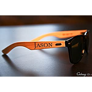 Personalized Sunglasses - RB Style - Name