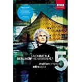 Mahler: Symphony No. 5, Conducted by Simon Rattle [Import]