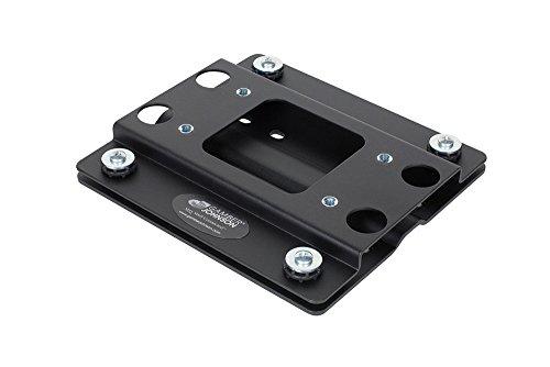Gamber-Johnson - 7160-0351 - Shock/Vibration Isolator Plate, 30lb Limit (Vibration Isolator Plate)