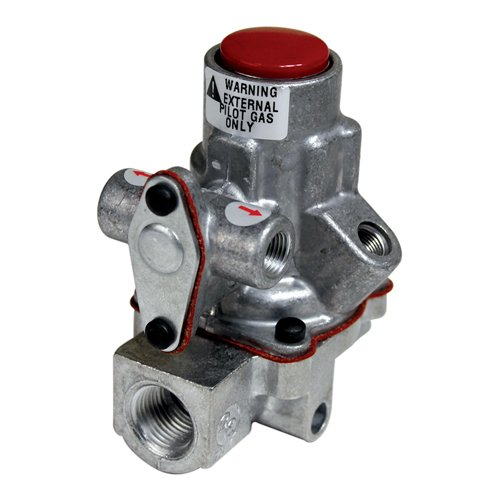 VULC-497765-1 Pilot Safety Valve 3/8 - Replaces Vulcan Hart 497765-1 - SharpTek Supply ()