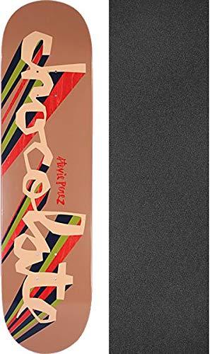 Chocolate Skateboards Stevie Perez Original Chunk Skateboard Deck - 8.37
