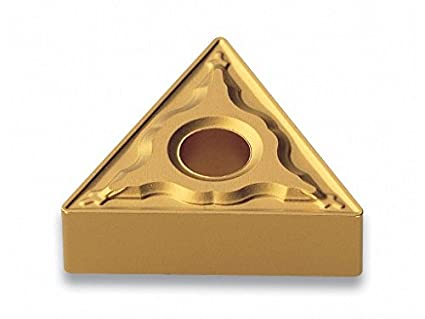 HHIP 6002-1432 TNMG/PM Triangle Negative Rake Carbide Insert, 1/2' IC.0315 Radius 1/2 IC.0315 Radius ABS Import Tools Inc.