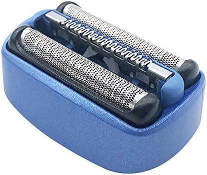 40B Cabezales de Afeitado para Braun Afeitadoras Eléctricas Hombre, Cuchilla de Afeitar de Repuesto Poweka ...