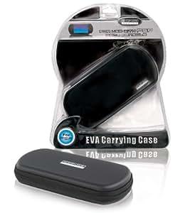 König - Estuche rígido para Sony PSP, color negro