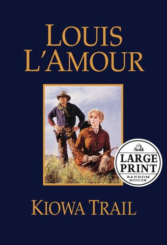 Kiowa Trail (Random House Large Print) PDF