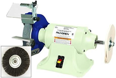 Palmgren 6 1 3HP 115 230V grinder buffer