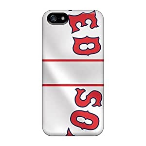 Nathco Premium Protective Hard Case For Iphone 5/5s- Nice Design - Boston Red Sox