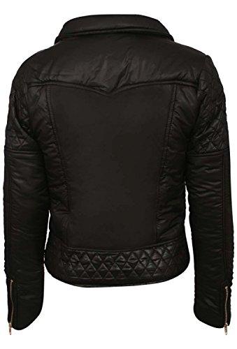 Pilot Wetlook chaqueta acolchada en Negro Negro