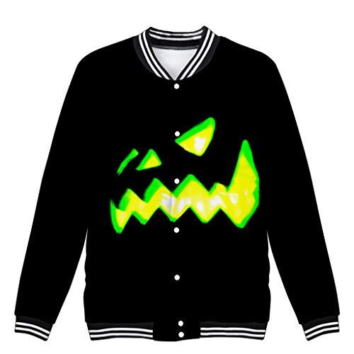 Homemade Buzz Lightyear And Woody Costumes - KLFGJ Women Halloween Coats Pumpkin Printed