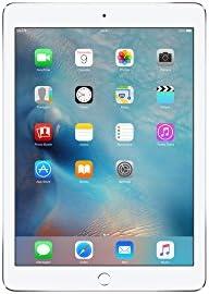 Apple iPad Air 2 a1567 16GB Silver Tablet WiFi + 4G Unlocked GSM/CDMA (Renewed)