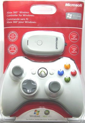 Microsoft xbox 360 wireless controller for windows & xbox 360.