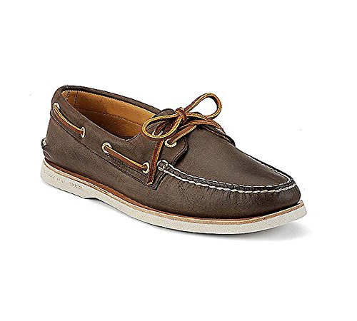 New Sperry Men's Gold Cup A/O Boat Shoe Brown 9.5
