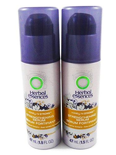 Honey Strengthening (Herbal Essences Honey, I'm Strong Strengthening Serum Hair Product 1.5 Fl Oz)