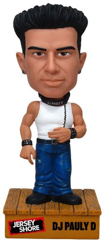 Funko DJ Pauly D Talking Wacky - Snooki Pauly D And