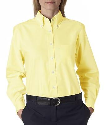 Ultraclub 8990 UC Ladies Oxford Shirt