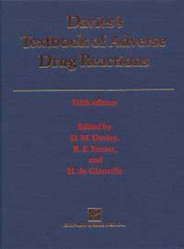 Davies's Textbook of Adverse Drug Reactions