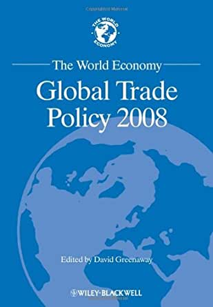 The political economy of the world trading system amazon