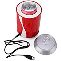 LPY-USB Dual-Use Car Dormitory Filling Coke Refrigerator Dual-Use Mini Refrigerator