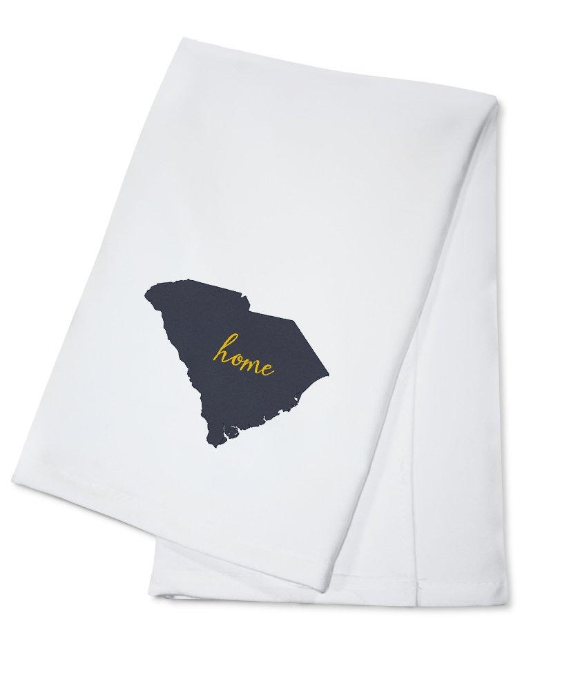 肌触りがいい South Carolina – ホーム状態 – Carolina グレーonホワイト LANT-55899-24x36 24 x x 36 Giclee Print LANT-55899-24x36 B0184BTTWQ Cotton Towel Cotton Towel, オカドン:07a404ef --- sabinosports.com