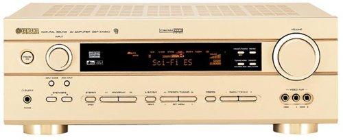 ヤマハ DSP-AX440(N) DSP AVアンプ ゴールド   B00009VLST