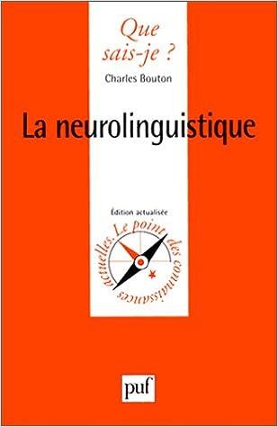 Livres La Neurolinguistique pdf epub