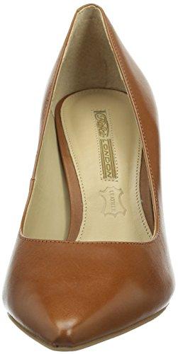 Buffalo London ZS 2990-13 SEMI CROMO - Zapatos de vestir para mujer marrón - Braun (COGNAC 01)
